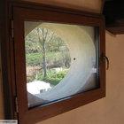 Finestra residenziale effetto legno [1]