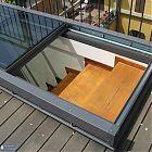 Lucernario piano scorrevole in alluminio [3]