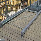 Lucernario piano scorrevole in alluminio [4]