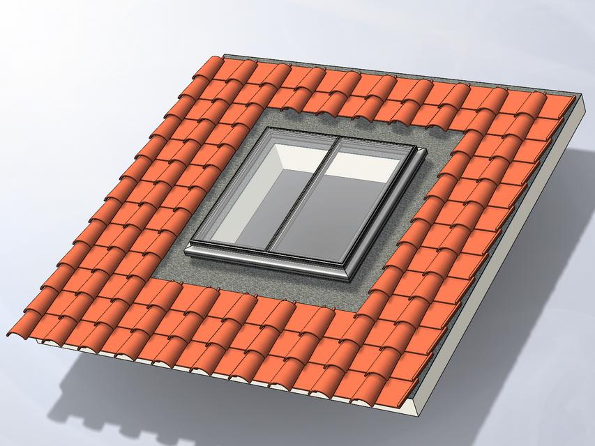 Roof panorama finestre da tetto gaudino for Finestra nel tetto