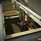 Botola Roof Window HP J (misura luce foro 68x230 elettromeccanico) [3]