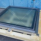 Botola Floor Trap acciaio inox manuale (misura luce foro 100x100) [5]