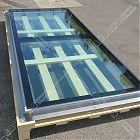 Lucernario fisso Floor Panorama TT acciaio inox (misura luce foro 105x255) [5]