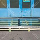 Lucernario fisso Floor Panorama TT acciaio inox (misura luce foro 105x255) [1]