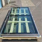 Lucernario fisso Floor Panorama TT acciaio inox (misura luce foro 105x255) [4]