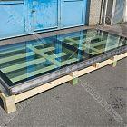 Lucernario fisso Floor Panorama TT acciaio inox (misura luce foro 105x255) [2]