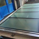 Botola Floor Trap acciaio inox (misura luce foro 114x323) [5]