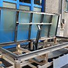 Botola Floor Trap acciaio inox (misura luce foro 114x323) [2]