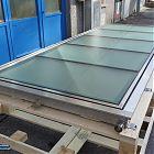 Botola Floor Trap acciaio inox (misura luce foro 114x323) [7]