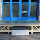 Botola Floor Trap acciaio inox (misura luce foro 114x323) [6]