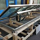 Botola Floor Trap acciaio inox (misura luce foro 114x323) [4]