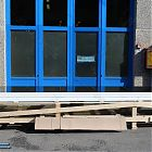 Lucernario Roof Window HP J con parte fissa (misura luce foro 103x642) [6]