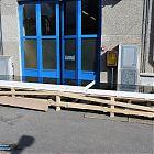 Lucernario Roof Window HP J con parte fissa (misura luce foro 103x642) [2]