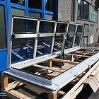 Lucernario Roof Window HP J con parte fissa (misura luce foro 103x642) [8]