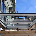Lucernario Roof Window HP S su falda inclinata (misura luce foro 120x300) [5]