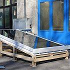 Lucernario Roof Window HP S su falda inclinata (misura luce foro 120x300) [1]