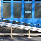 Lucernario Roof Window HP S su falda inclinata (misura luce foro 120x300) [2]