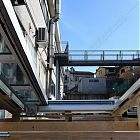 Lucernario Roof Window HP S su falda inclinata (misura luce foro 120x300) [6]