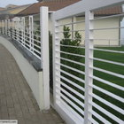 Cancello moderno e ringhiera [1]