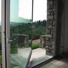 Porta finestra a bilico verticale [1]
