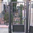 Cancello pedonale più carrabile [5]