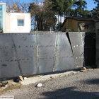 Cancello moderno a 2 ante in acciaio corten [2]