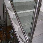 Parapetto in acciaio inox e vetro [3]