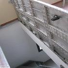 Botola pedonabile in alluminio con chiusura a chiave [4]