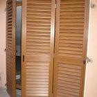 Persiane in alluminio effetto legno [01]
