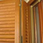 Persiane in alluminio effetto legno [10]
