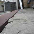 Canale in acciaio zincato verniciato corten [3]