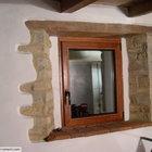Finestra con anta ribalta alluminio-legno [1]