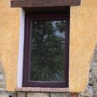 Finestra con anta ribalta alluminio-legno [4]